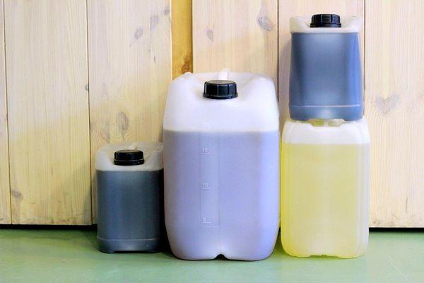 Öl-und-Essig: 5- bis 25-l-Kanister