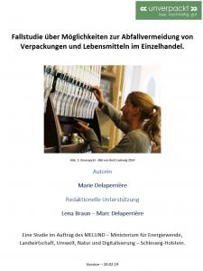 Fallstudie - Deckblatt