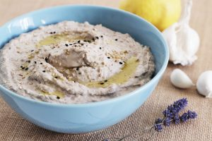 Rezept der Woche Ackerbohnen-Hummus